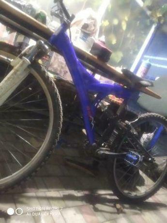 Велосипед на передачах