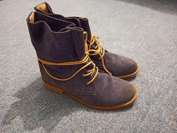 Чоботи / сапоги / ботинки / обувь 37р