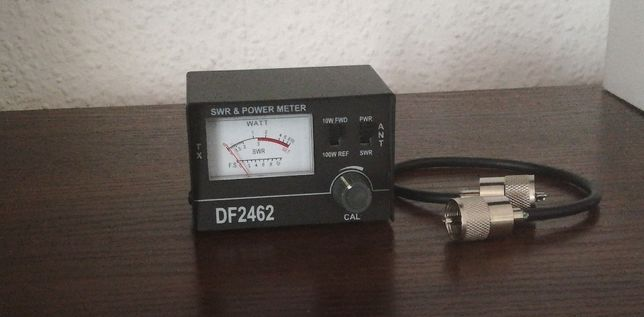 REFLEKTOMETR -do strojenia anten CB