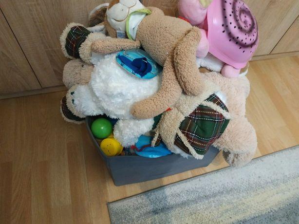Paka zabawek dla dziecka 86 92