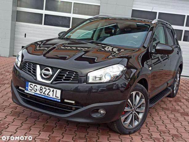 Nissan Qashqai 2.0dCi, Xenon, 4x4, Navi, Panorama, Kamera, Bezwypadkowy, Salon Polska