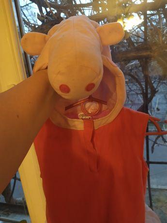 Платье свинки Пеппы