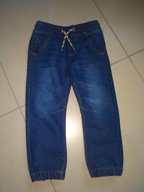 Spodnie dżinsy rozm.98 nowe