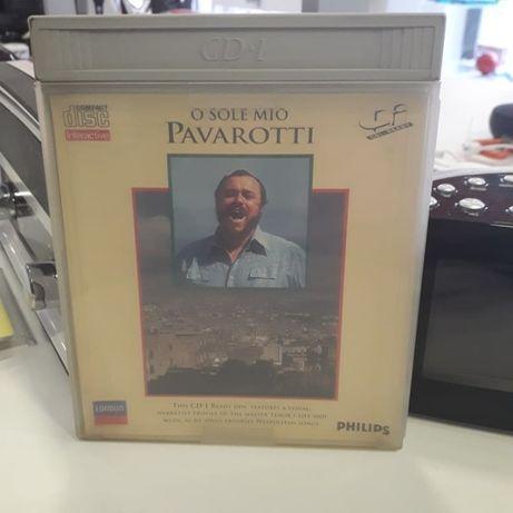 CD-l O Sole Mio - Pavatotti