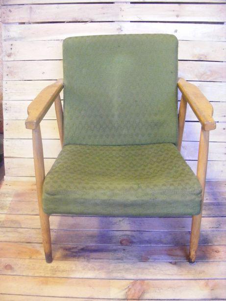 stary fotel lata 60-70