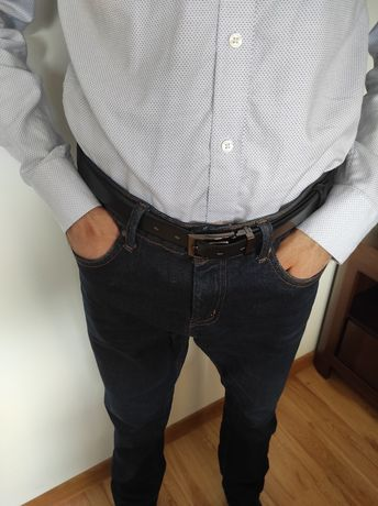 Jeansy Reserved slim fit