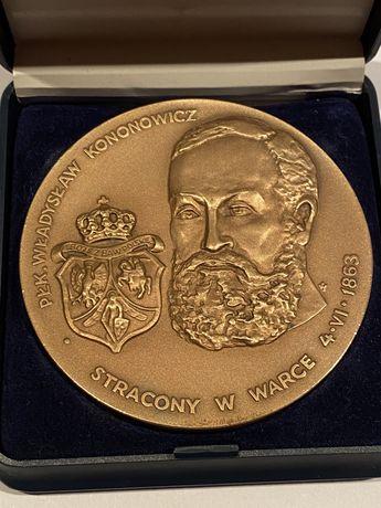 Medal Władysław Kononowicz 1983. Mennica Państwowa