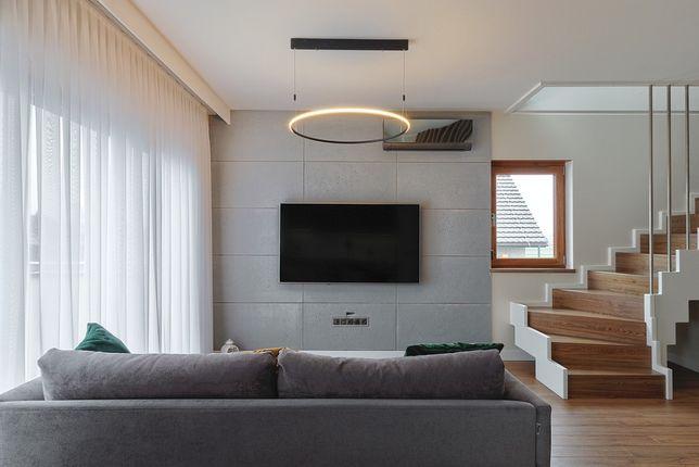 Design mieszkanie Radwanice Spacerowa