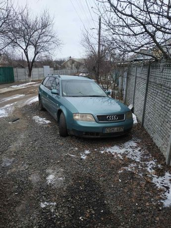 Audi а6 продам на запчасти