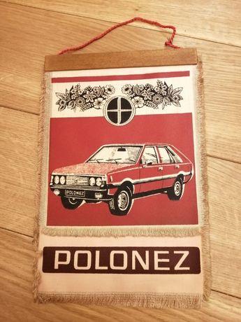 Proporczyk Polonez Fso