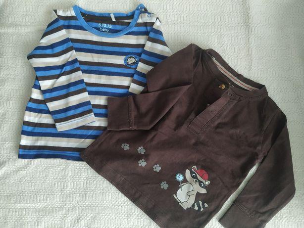 Bluzeczki 51015 dla chłopca