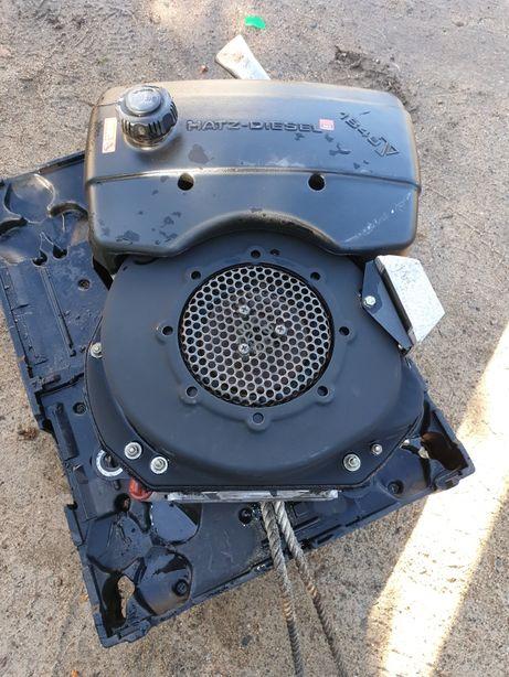 pompa paliwa Silnik stiga park diesel HATZ