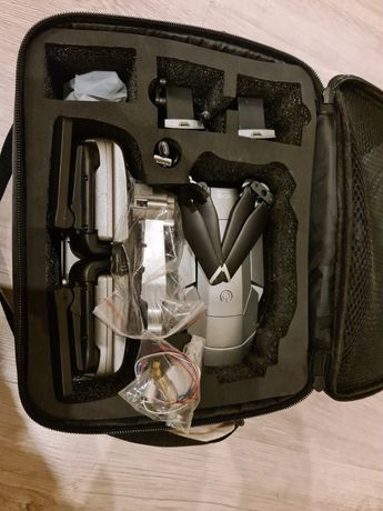 Dron sg907 z 3 bateriami i kamera 4k