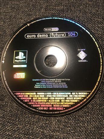 Euro Demo PS1 - originais