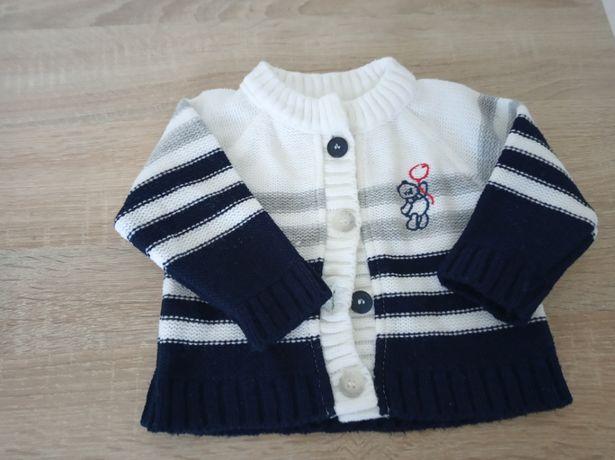 sweter zapinany 68