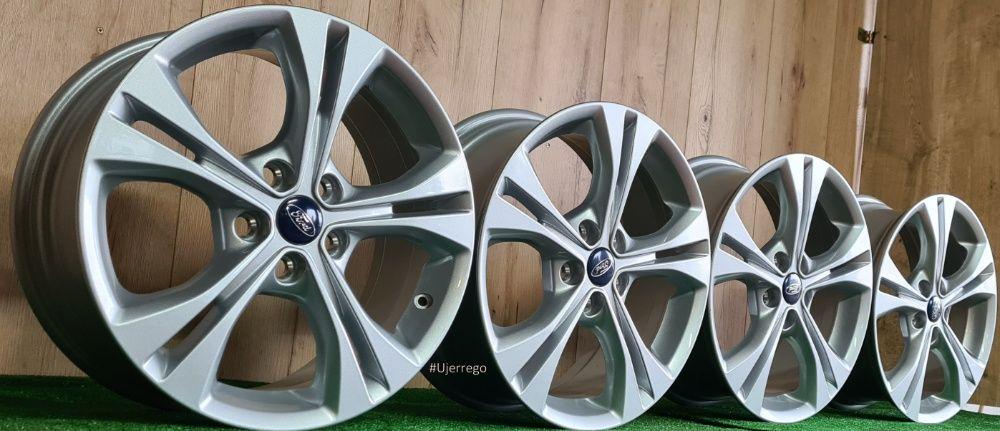 NOWE ORYGINALNE Felgi Aluminiowe do Ford 17x5x108 Limanowa - image 1