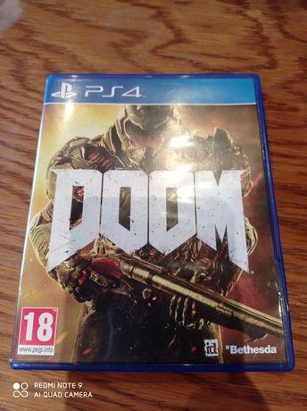Doom na konsole Ps4