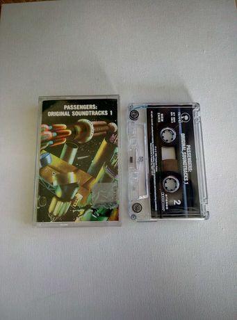 "U2 Brian Eno "" Passengers:original soundtracks 1"" kaseta audio"