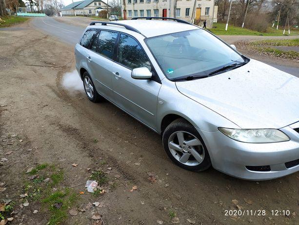 Терміново продам Mazda 6