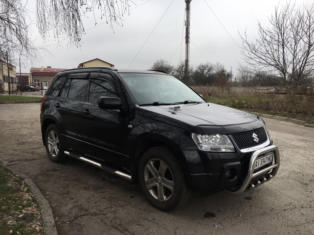 Suzuki Grand Vitara 2008 Full4x4
