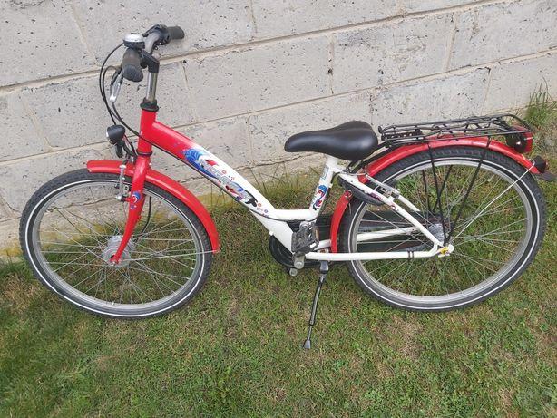 Pegasus rower rowerek 24''  holenderski 3 biegi NEXUS super stan