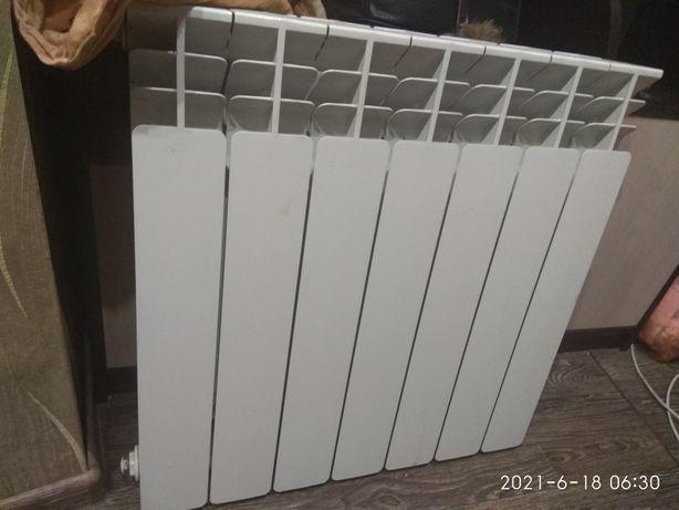 Продам радиаторы алюминиевые