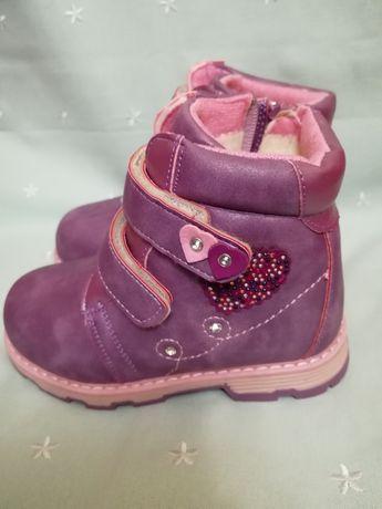 Зимові чоботи сапоги 28 розмір