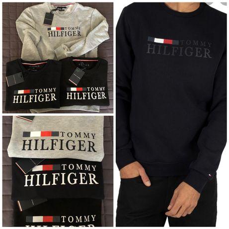 Nowy model bluza męska Tommy Hilfiger S-XXL