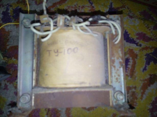 трансформатор силовой ту-100