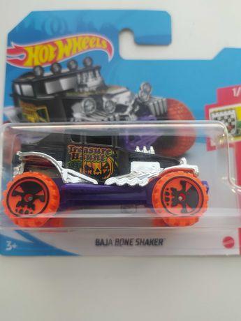 2021 Hot Wheels Treasure hunt TH Baja Bone Shaker