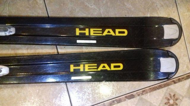 Narty Head 170 cm wiązania tyrolia