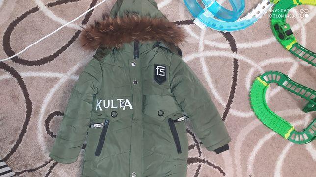 Модная курточка для мальчика