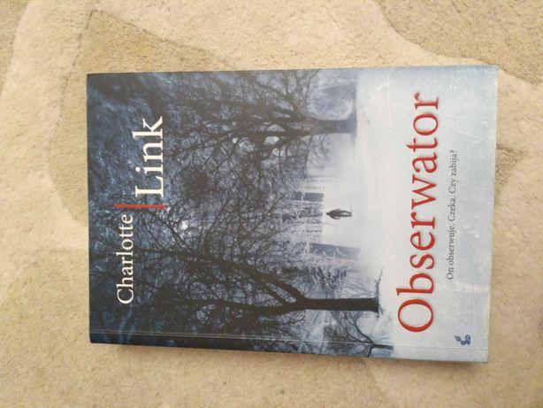 Charlotte Link Obserwator książka kryminał