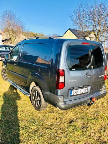 Peugeot Partner rok produkcji 2012