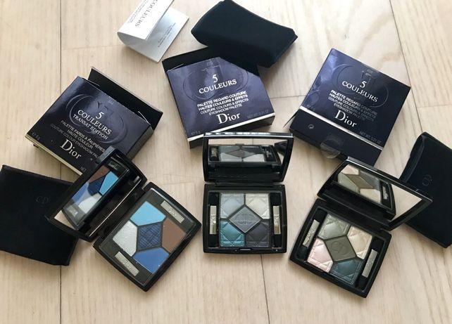 Тени Dior Givenchy Guerlain Annayake оригинальная косметика