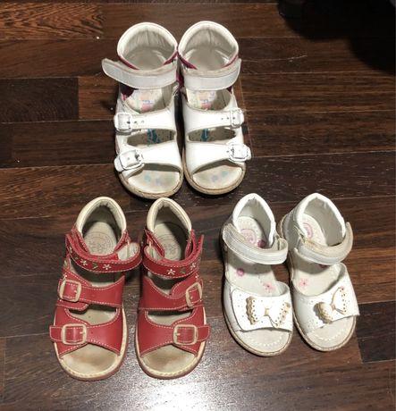 Ортопедическая обувь р-р 21, 23, 24