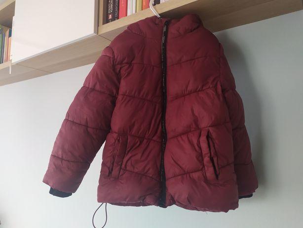 Kurtka zimowa 116 Cool Club chłopięca + spodnie narciarskie gratis!