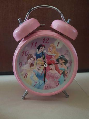 Zegar budzik Księżniczki Disneya