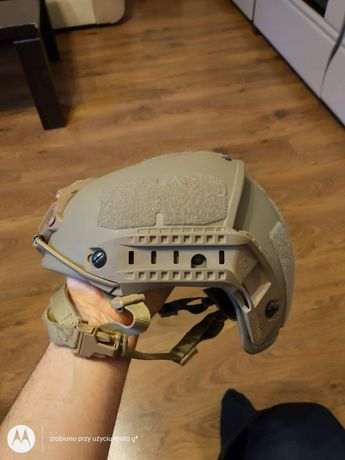 [S] Hełm Crye AIRFRAME kevlar Special Forces ASG