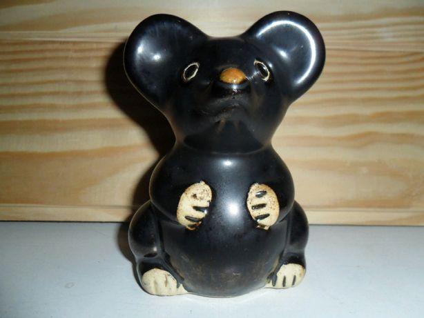 статуэтка мышь винтажная символ года