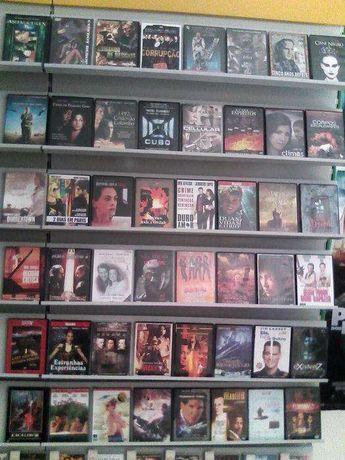 Grande lote de dvd's novos