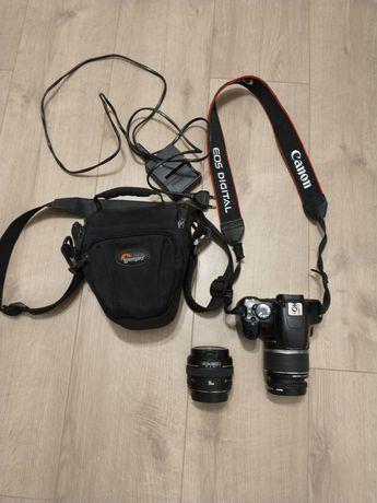 Aparat Canon Eos 450 D