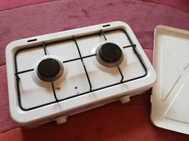 Kuchenka gazowa dwupalnikowa