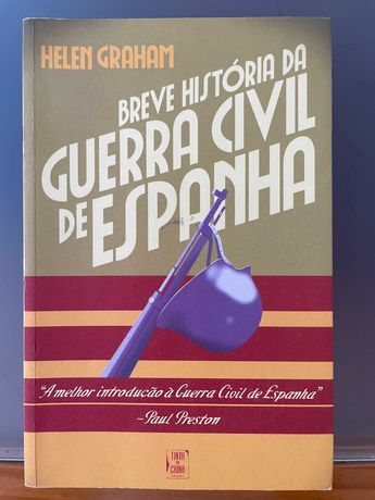 Breve História da Guerra Civil de Espanha