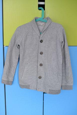 marynarka zara boys żakiet bluza dla chłopca 122