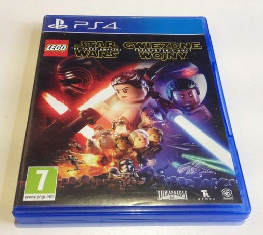 Gra Lego Star Wars Gwiezne wojny przebudzenie mocy ps4