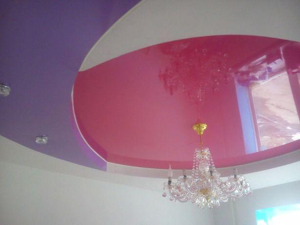 Натяжные потолки КРЕАТИВ 155 грн/м2 . С нами красиво и выгодно!