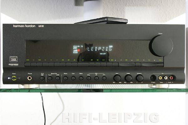Hi-Fi Усилитель-ресивер Harman/Kardon AVR 80