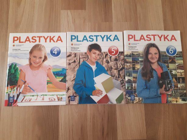 Podręcznik do plastyki klasa 4,5,6 szkoła podstawowa. WSiP. Okazja