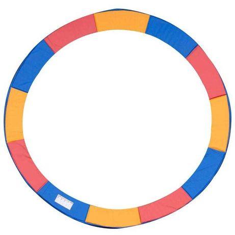 Nowa osłona do sprężyn do trampoliny kolorowa 366 cm